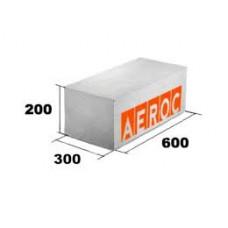 Газобетон Aeroc 300x200x610 мм D 500 гладкий, Березань