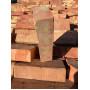 Керамический рядовой полнотелый кирпич Млиев М-125