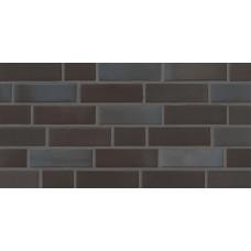 Клинкерная плитка STROEHER Keravette цвет 336 metallic schwarz, 240x11x71 мм