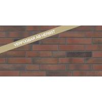 Клинкерная плитка STROEHER Wasserbrand цвет 675 oxidrot, 240x12x71 мм