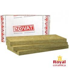 Минеральная вата для утепления вентилируемых и плоских кровель IZOVAT 110