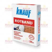 Штукатурка Rotband Гипсовая универсальная, Knauf, 30 кг